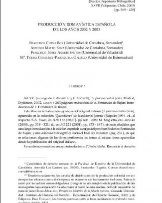 18repertorio Bibliografico - Revista De Estudios Historico