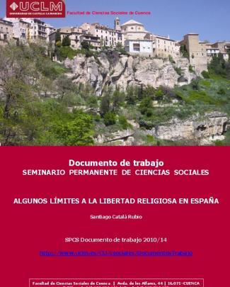 Documento De Trabajo - Universidad De Castilla