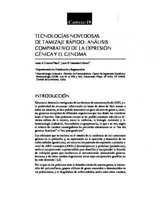 Tecnologías Novedosas De Tamizaje Rápido - Elfos Scientiae