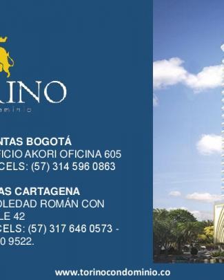 Rafael Enrique Perez Lequerica Presenta Torino Condominio