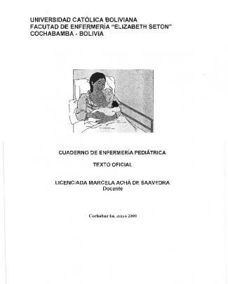 T - Organización Panamericana De La Salud. Bolivia