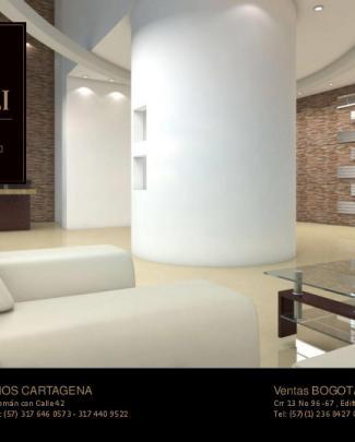 Rafael Enrique Perez Lequerica Presenta Napoli Condominio