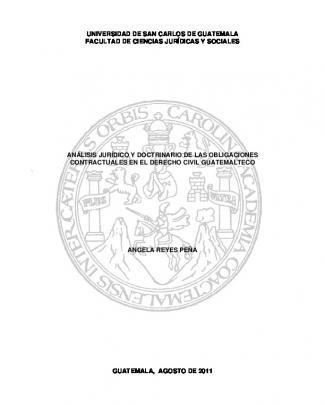 Universidad De San Carlos De Guatemala Facultad