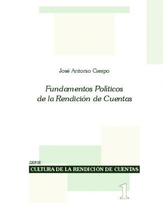 Fundamentos Políticos De La Rendición De Cuentas