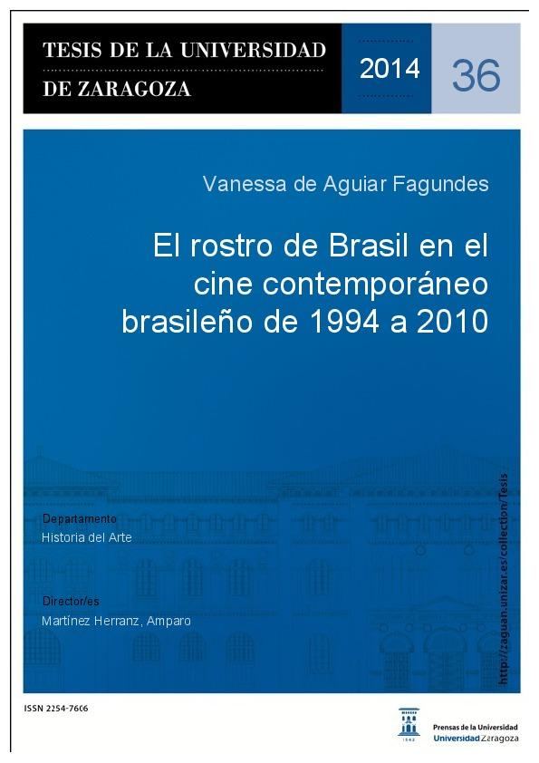 El Rostro De Brasil En El Cine Contemporáneo Brasileño De 1994 A -  ID 5c1aa59a7113e fab816a3850