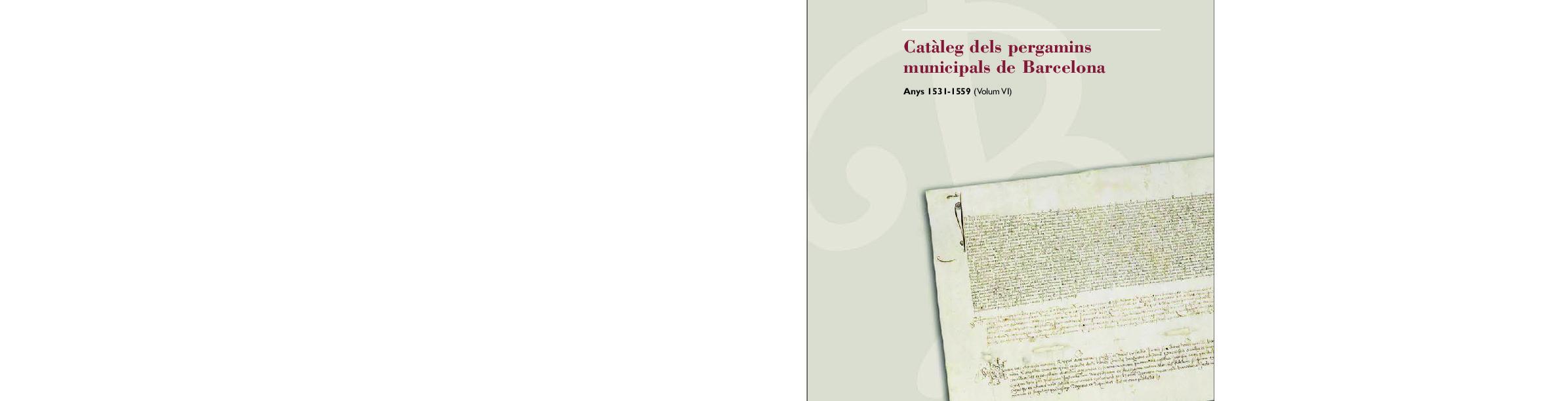 590+Catàleg Dels Pergamins Municipals De Barcelona   ID21ed21e21